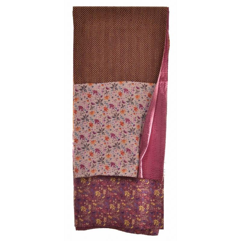 pin grand plaid patchwork pour lit bebe textiles et tapis par yoly on pinterest. Black Bedroom Furniture Sets. Home Design Ideas